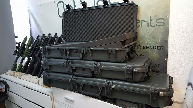 Hard case skb valise rigide étanche ip67 20180212