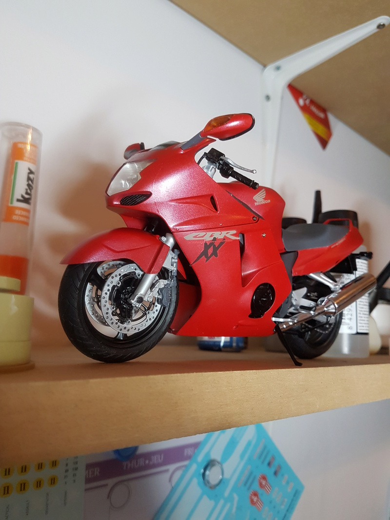Honda CBR 1100XX - Page 2 20180413