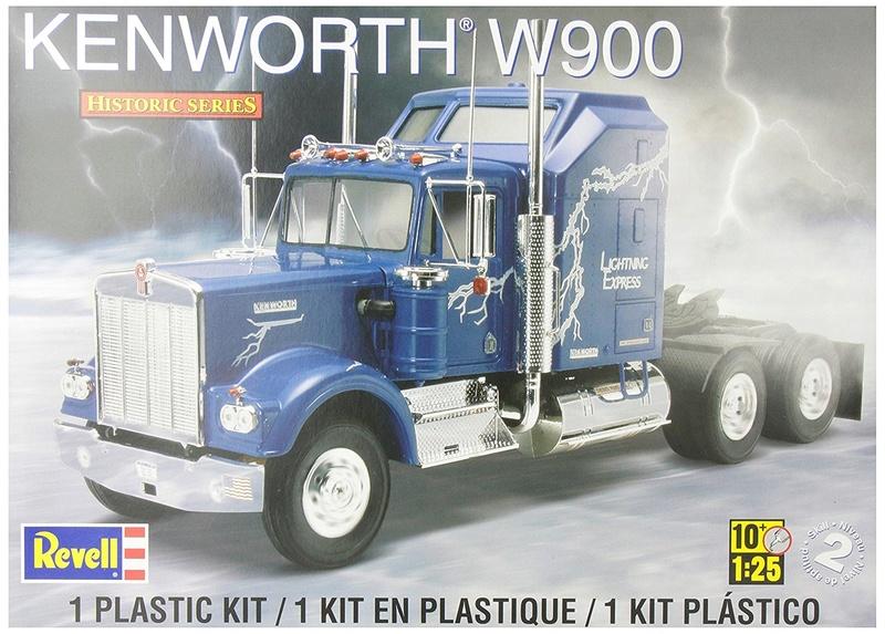 Kenworth W900 918maa10