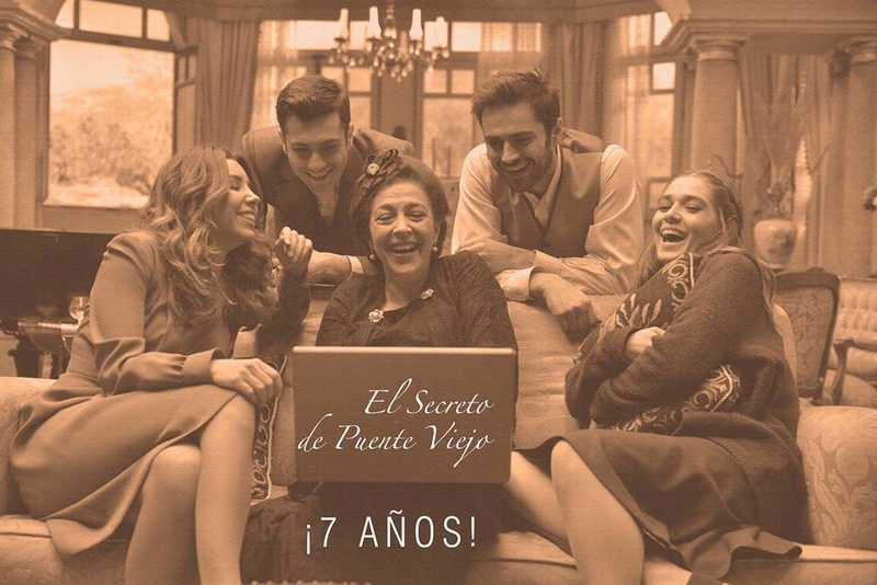 Puente Viejo celebra su 7º aniversario  111