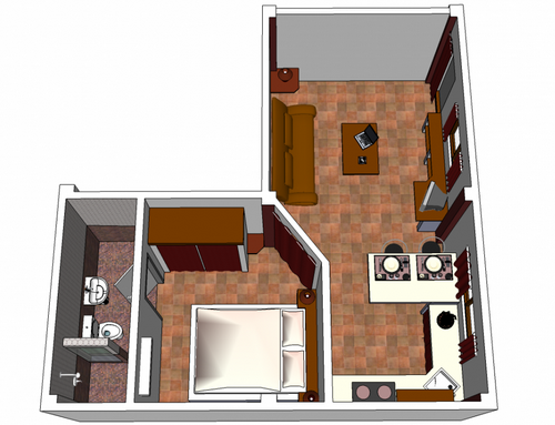 Plan habitations Plan_m10
