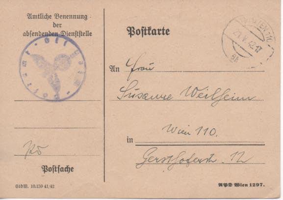 Österreich im III. Reich (Ostmark) Belege - Seite 12 Scan-110