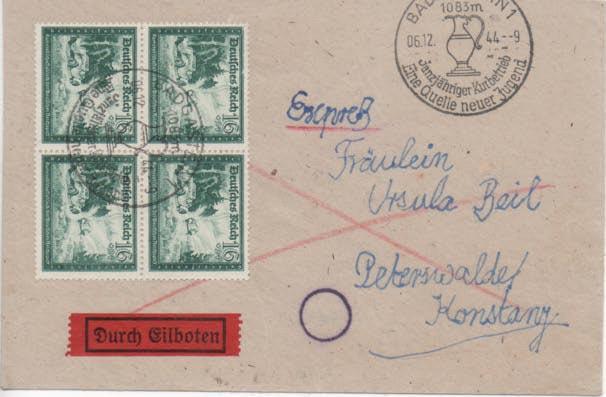 Österreich im III. Reich (Ostmark) Belege - Seite 13 Scan-112
