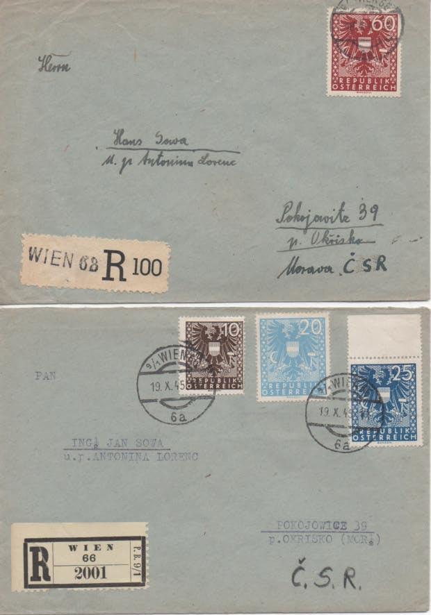 Wappenzeichnung  -  ANK 714-736 - Belege - Seite 4 Scan-217