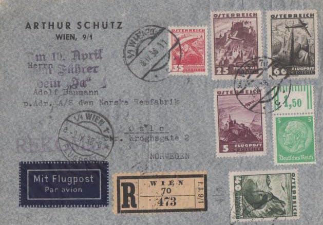 Österreich im III. Reich (Ostmark) Belege - Seite 12 Scan-221