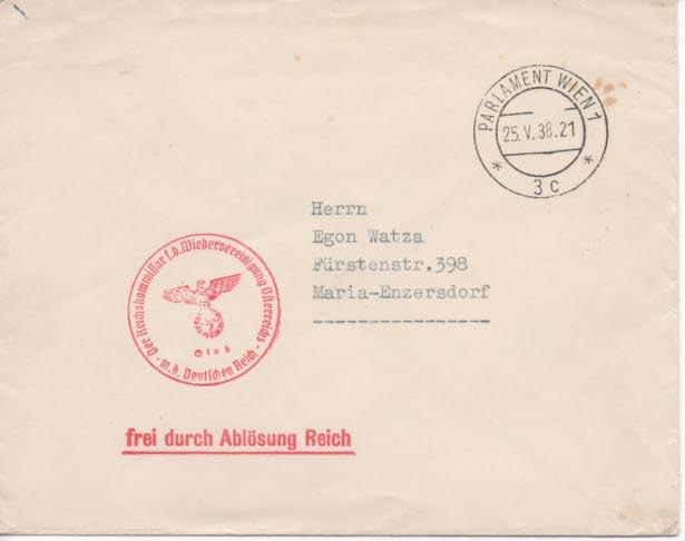 Österreich im III. Reich (Ostmark) Belege - Seite 12 Scan-222