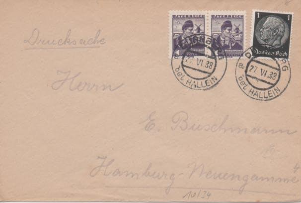 Österreich im III. Reich (Ostmark) Belege - Seite 13 Scan-226