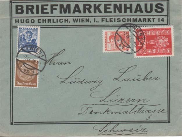 Österreich im III. Reich (Ostmark) Belege - Seite 13 Scan-228