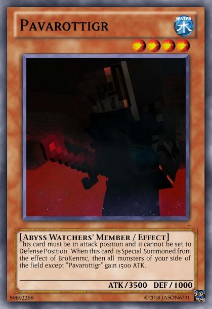 Abyss Watchers & RWBY Decks Pavaro10