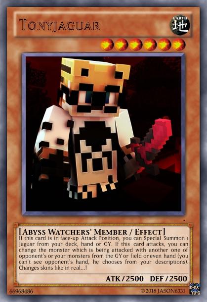 Abyss Watchers & RWBY Decks Tonyja10