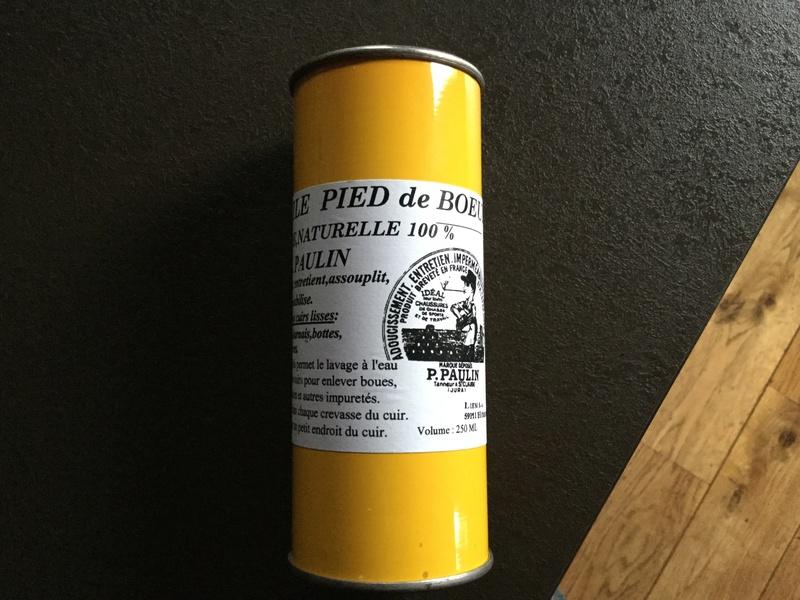 Véritable huile pied de boeuf 3a955010