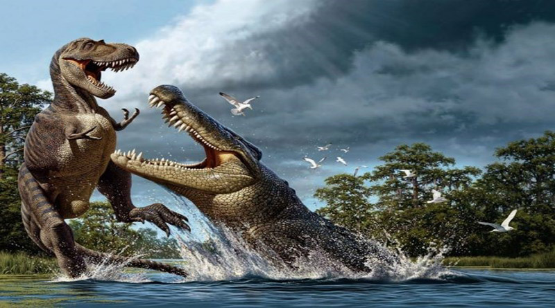 Nueva alternativa a la extincion de los dinosaurios Dinosa10