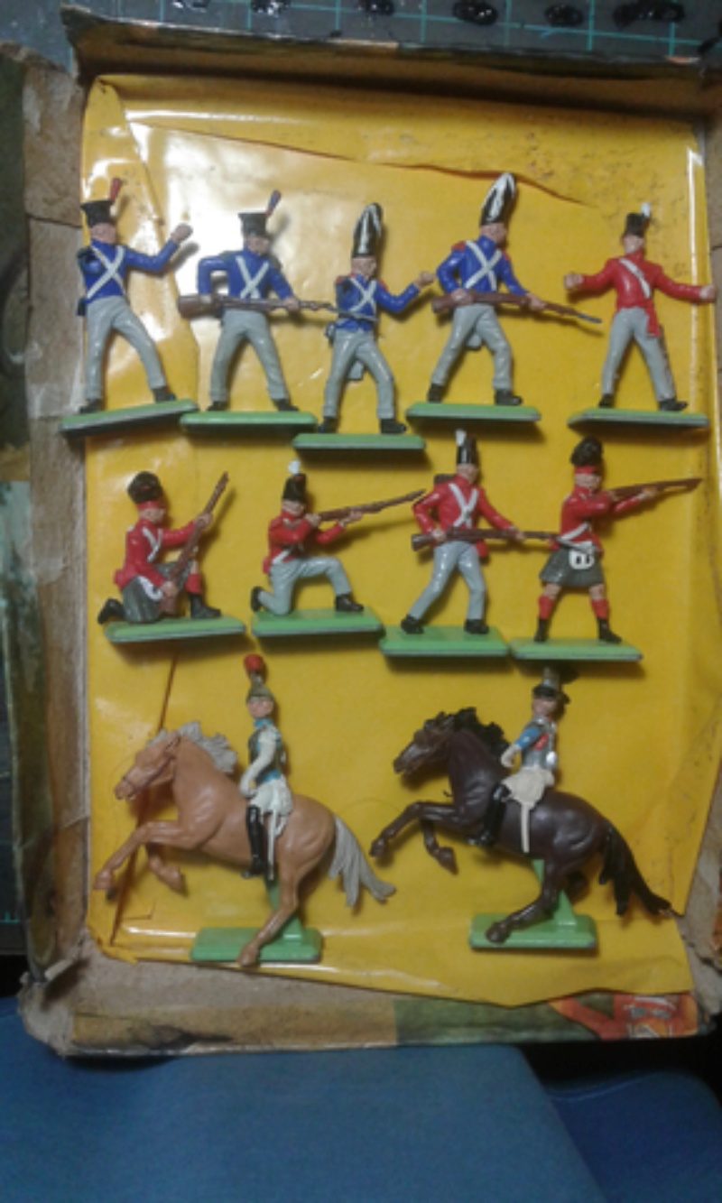 Toy soldiers, cowboys, indians, space men etc - Page 2 20180228