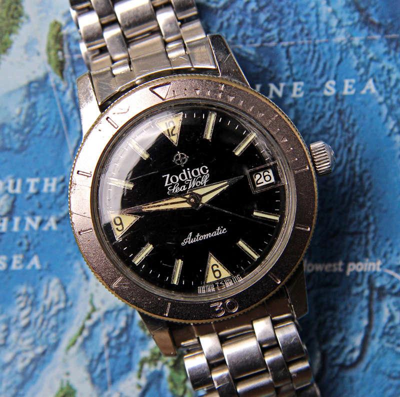 Zodiac Seawolf (1953-1965) Zodiac10