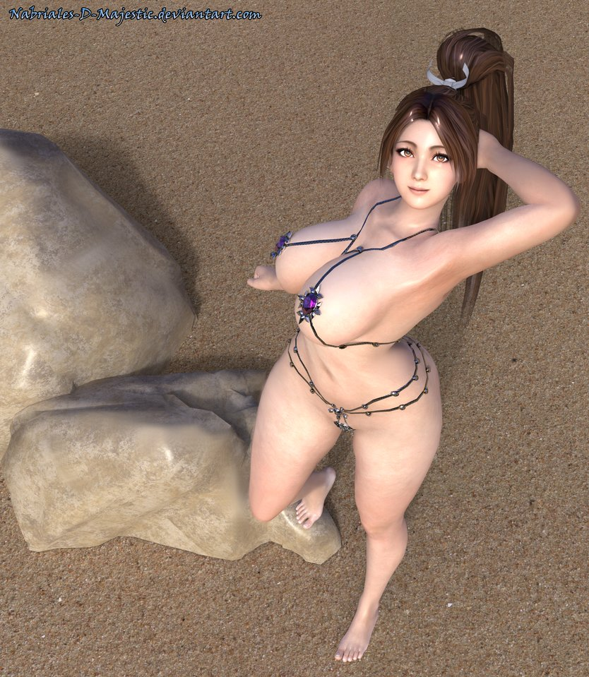 Pictures Doa sexy Playfu11