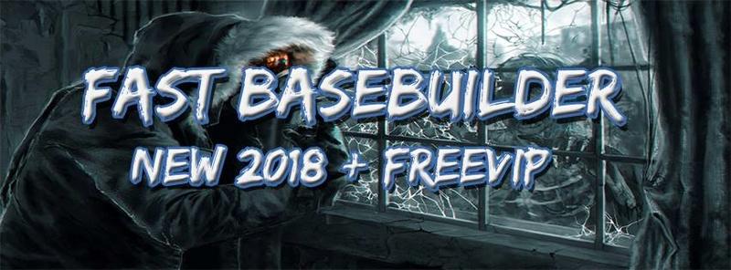 Alkohol BaseBuilder [New 2018 + Freevip + FastDL]