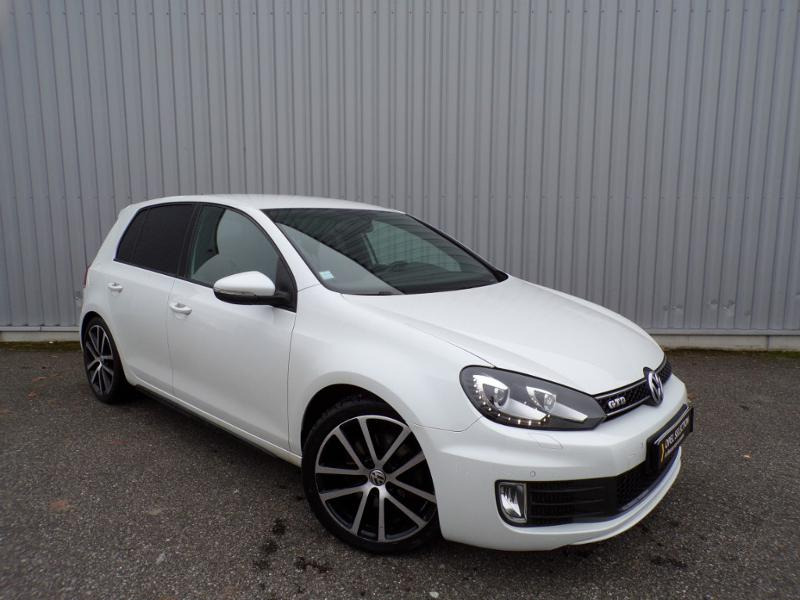 golf gtd dsg blanc candy Golf112