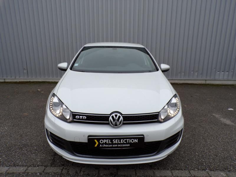 golf gtd dsg blanc candy Golf612