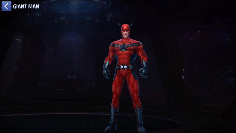Giant Man Super-Héros Scree107