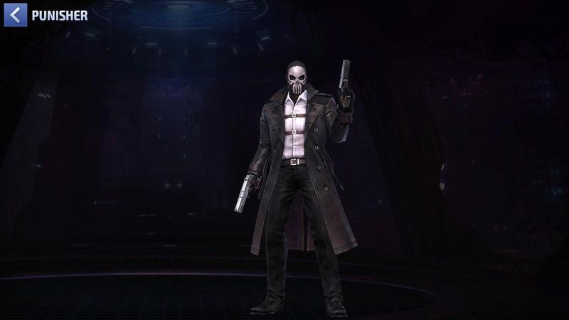 Punisher Super-Héros Scree118