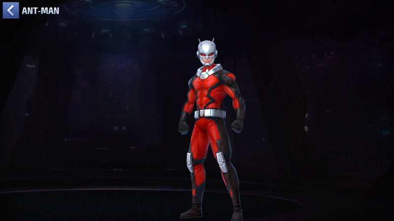Ant Man Super-Héros Scree134