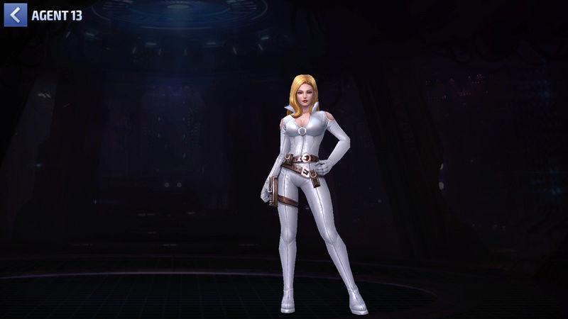 Agent 13  Super-Héros Scree136