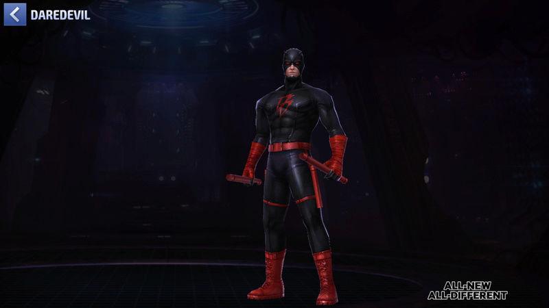 Daredevil Super-Héros Scree137