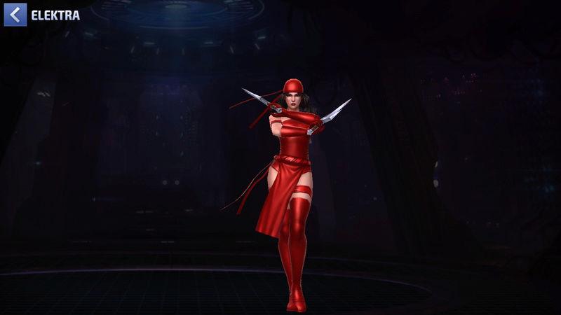 Elektra Super-Héros Scree139
