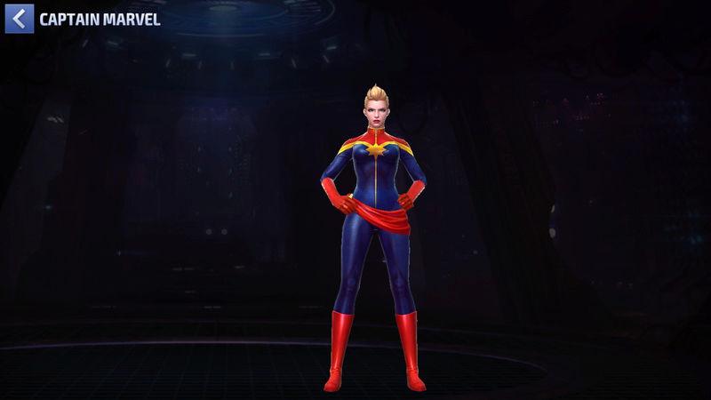 Captain Marvel Super-Héros Scree153