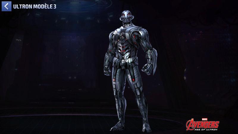 Ultron Super Vilain Scree156