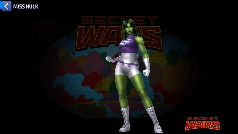 Miss Hulk Super-Héros Screen10