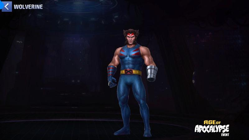 Wolverine Super-Héros Screen19