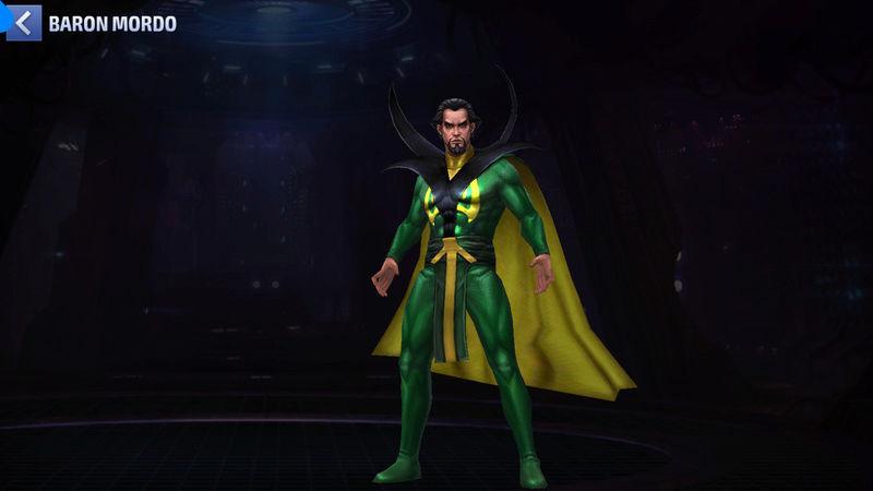 Baron Mordo Super Vilain Screen28