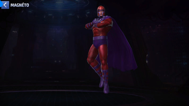 Magneto Super Vilain Screen55