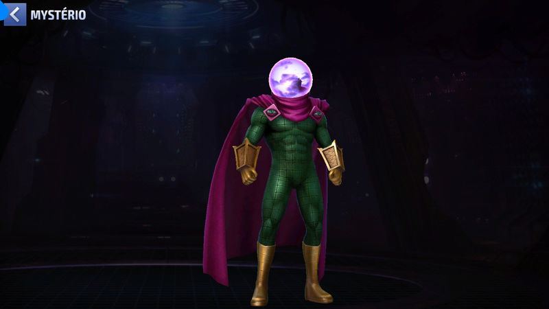 Mystério Super Super-Hérosilain Screen77