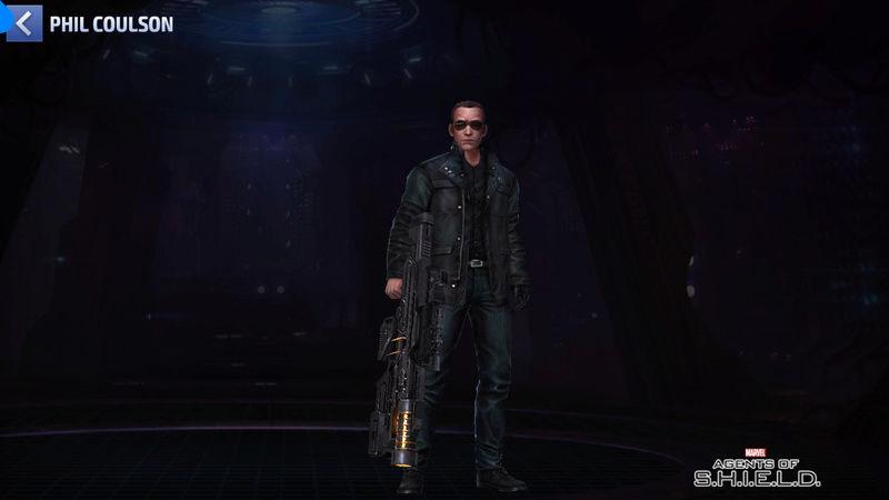 Phil Coulson Super-Héros Screen78