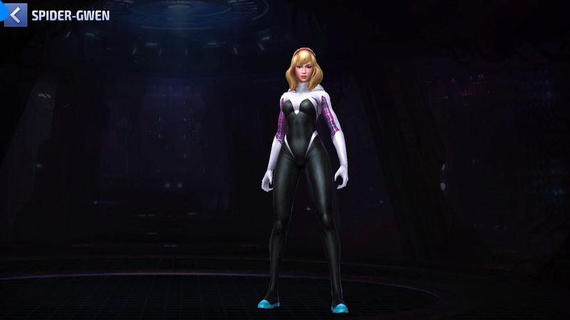 Spider-Gwen Super-Héros Screen89