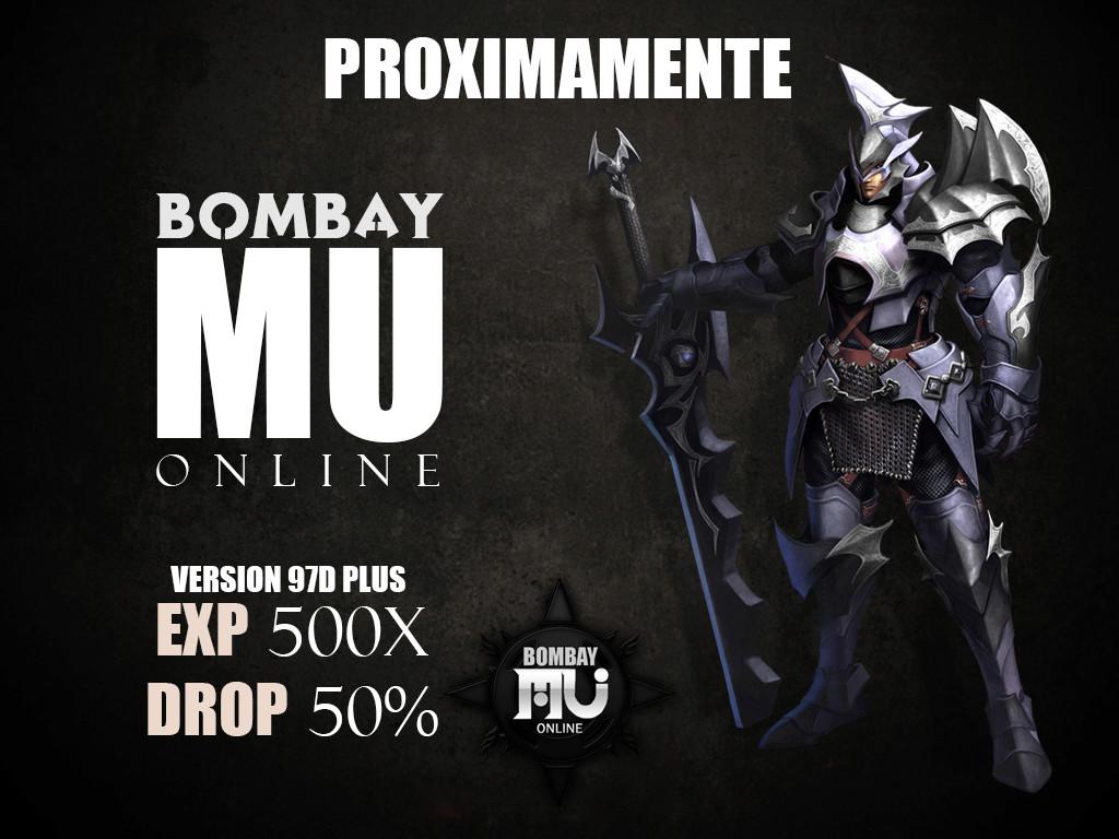 Mu Bombay [ 97dPlus | Exp: 500x | Drop: 50% ] 20120310