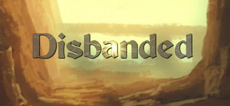 Disbanded
