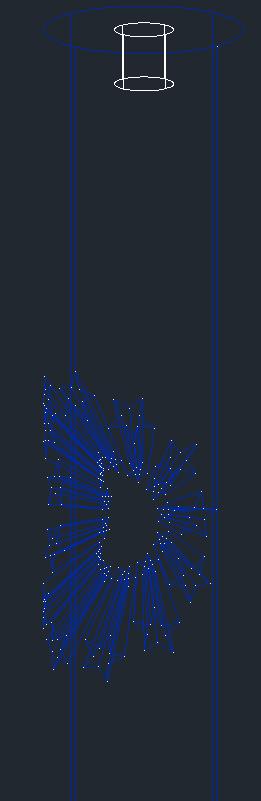 [問題]星星圓形陣列環繞在圓柱有些問題 2018-010