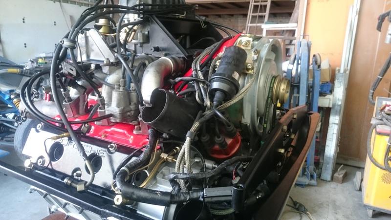 Réfection partielle 911 sc TARGA 1978 Moteur11