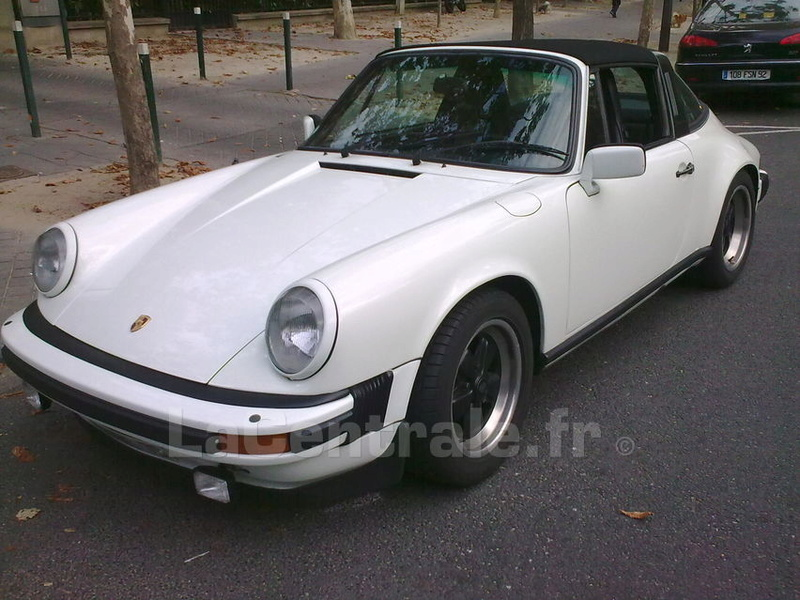 Réfection partielle 911 sc TARGA 1978 Porsch12