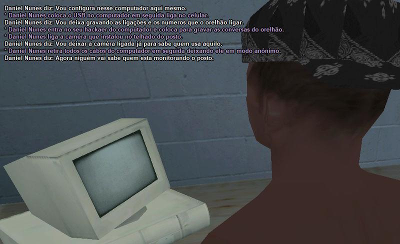 BlackNet -Contra o sistema Rol215