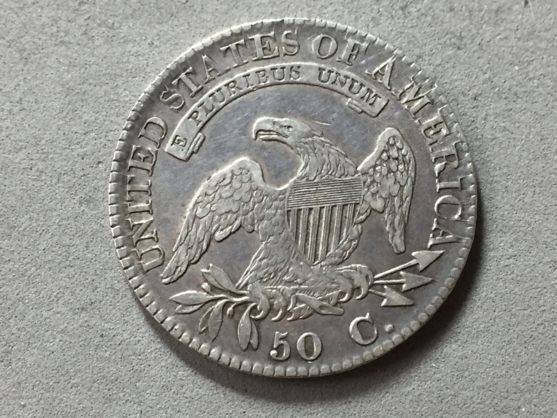 Medio dolar 1824 . Img_6915