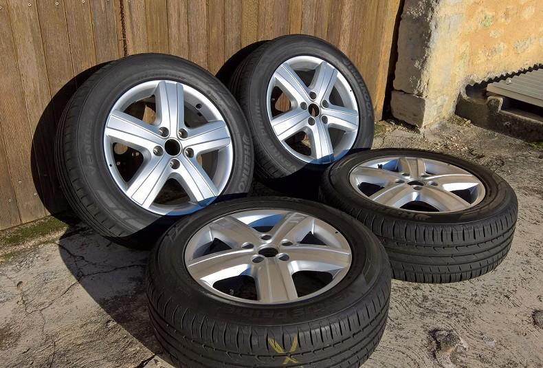 [VENDU] Jantes 17in VW Thunder (T5/T6) + Pneus Ete Wp_20124