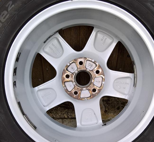 [VENDU] Jantes 17in VW Thunder (T5/T6) + Pneus Ete Wp_20125