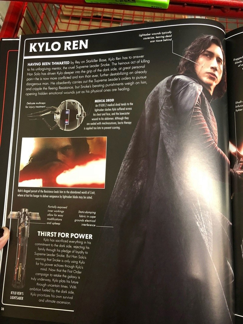 The Last Jedi General Discussion - Page 20 Chmber10