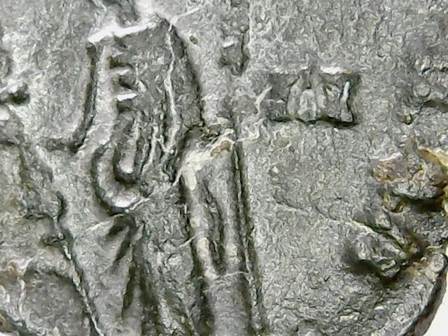 Antoniniano de Galieno. FIDES MILITVM. Fides con cetro y estandarte. Roma 2018-038