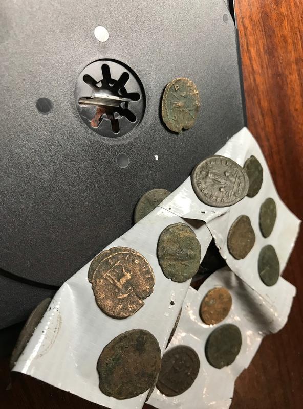 Asombroso: envio de monedas desde Serbia en CD Archiv13