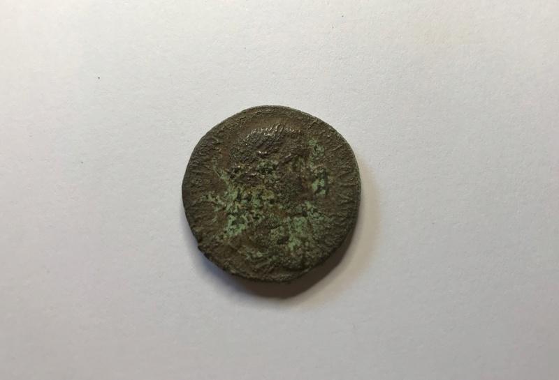 AE24 de Gordiano III - Nicopolis del Istro - Esculapio Archiv38